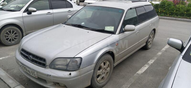 Subaru Legacy Wagon, 2001