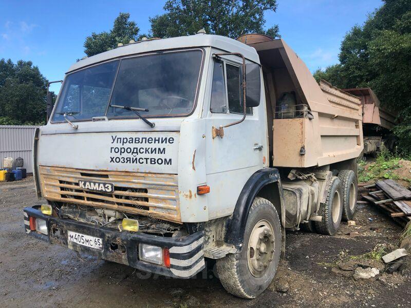 КамАЗ 55111 (6х4), 2003