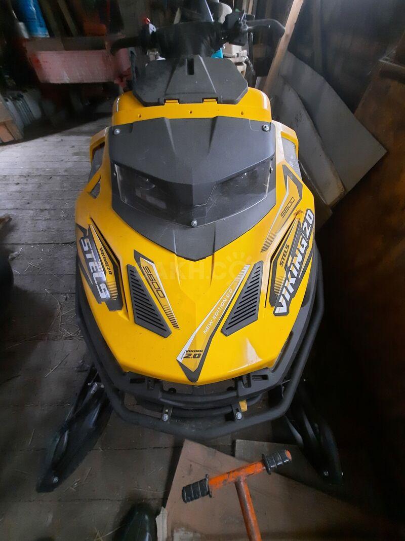 Stels Viking 600, 2018