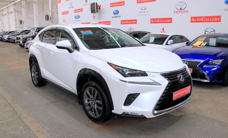 Lexus NX200, 2017