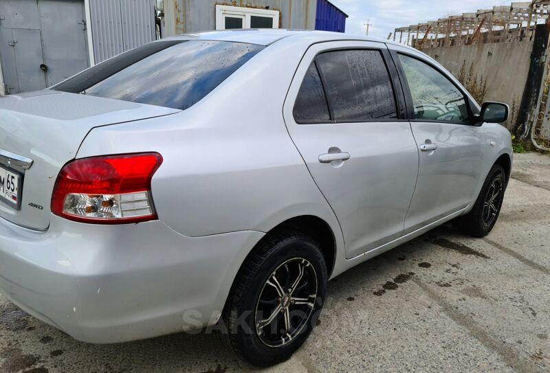 Toyota Belta, 2006