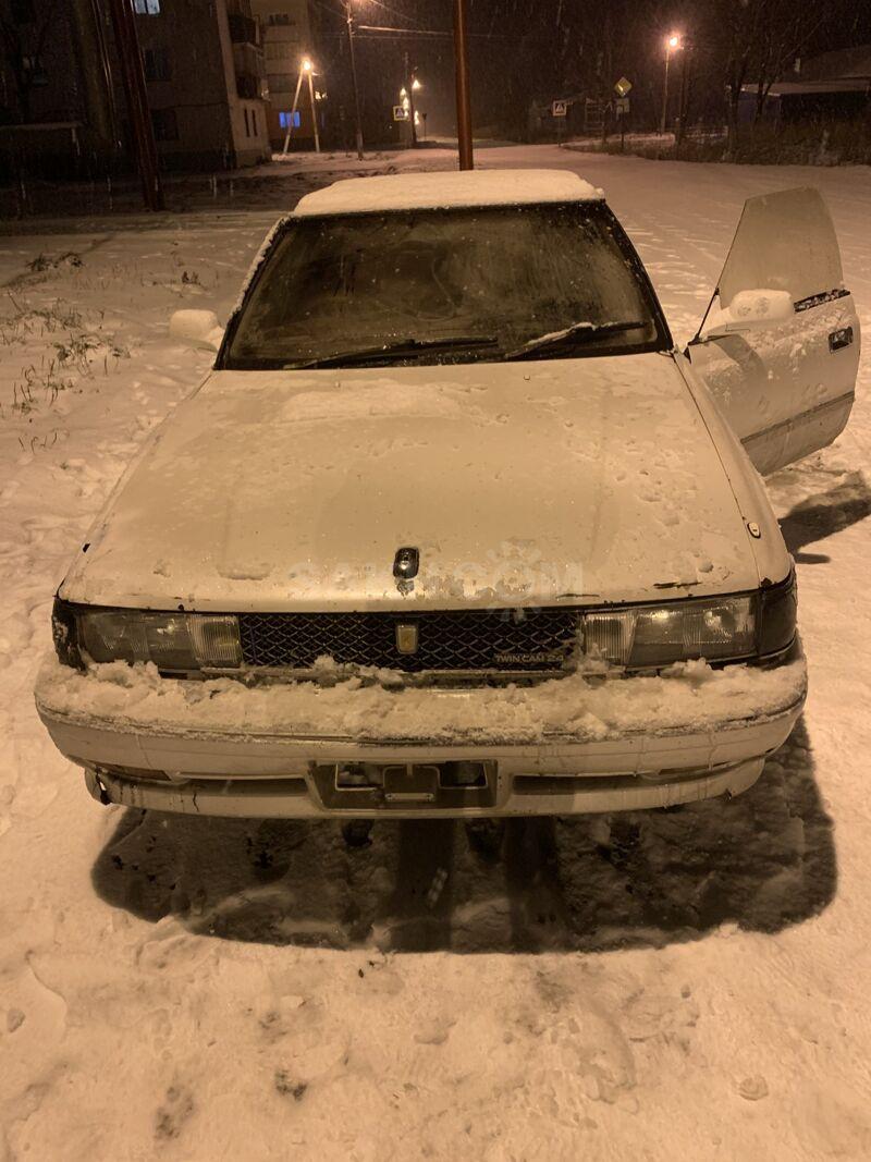 Toyota Chaser, 1989