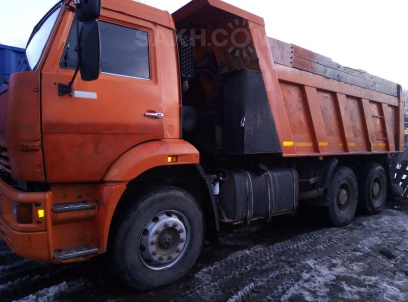 КамАЗ 6520 (6х4), 2011