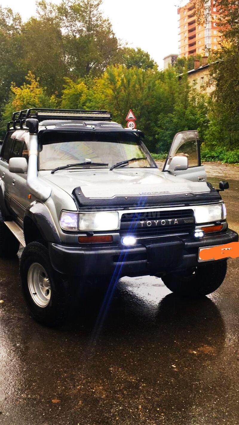 Toyota Land Cruiser, 1994