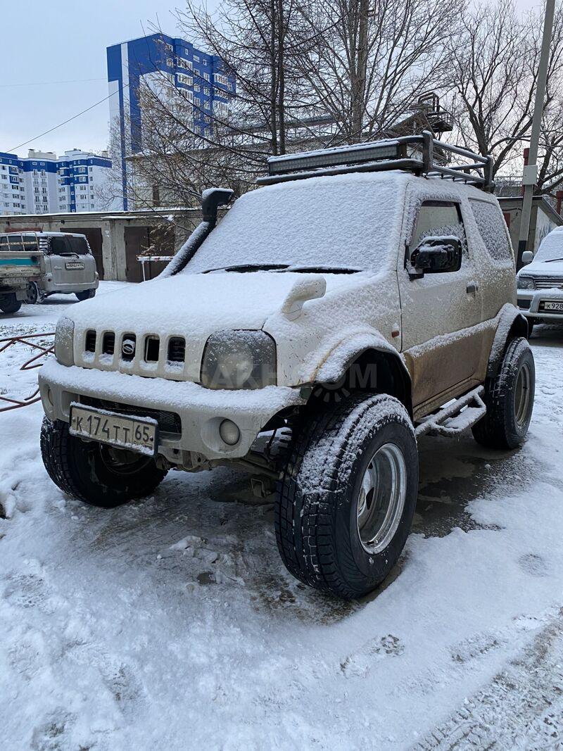 Suzuki Jimny Wide, 2002