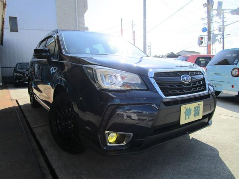 Subaru Forester, 2018