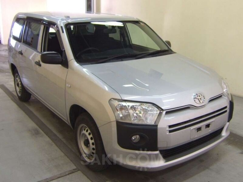 Toyota Probox, 2017
