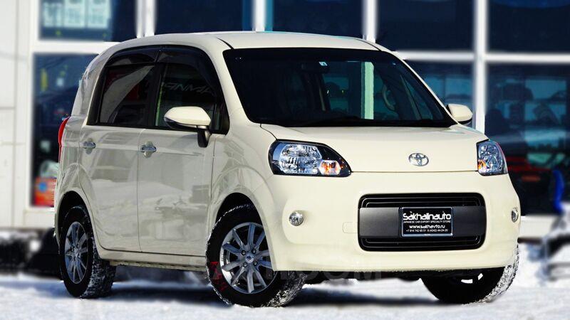 Toyota Porte, 2016
