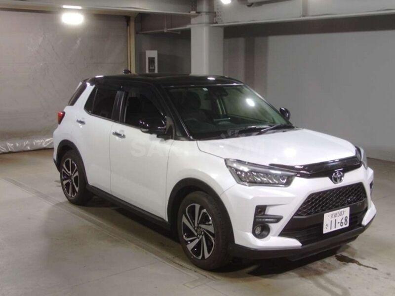 Toyota Rush, 2019