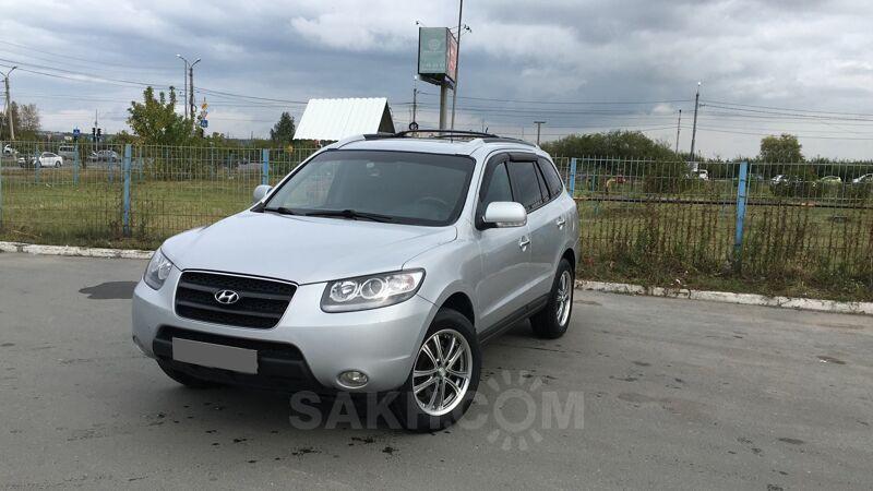 Hyundai Santa Fe II, 2008