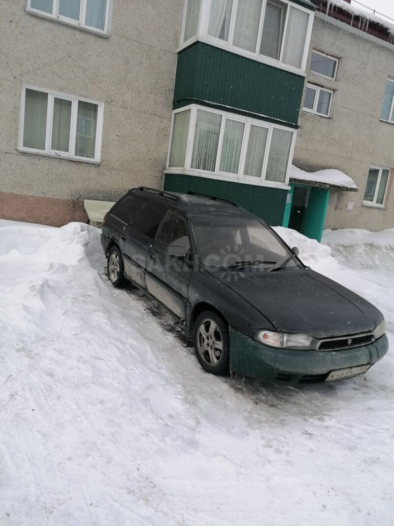 Subaru Legacy Grand Wagon, 1996