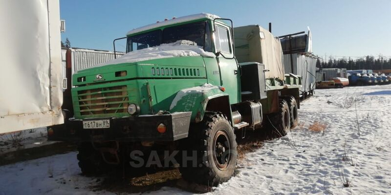 КрАЗ 6322, 2008