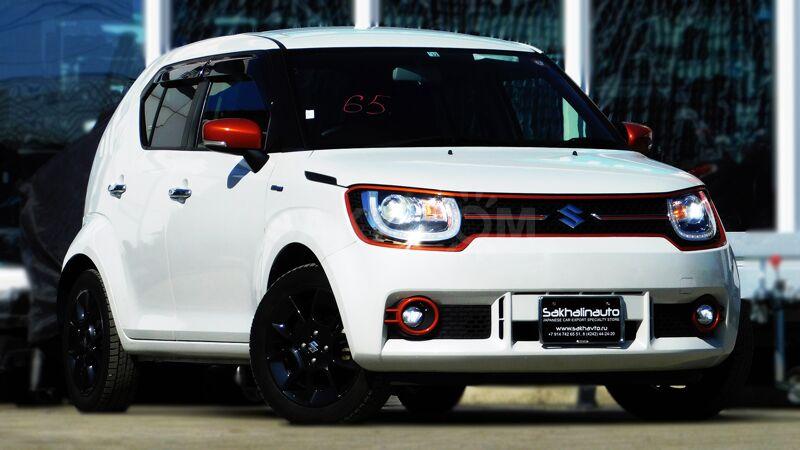 Suzuki Ignis, 2016