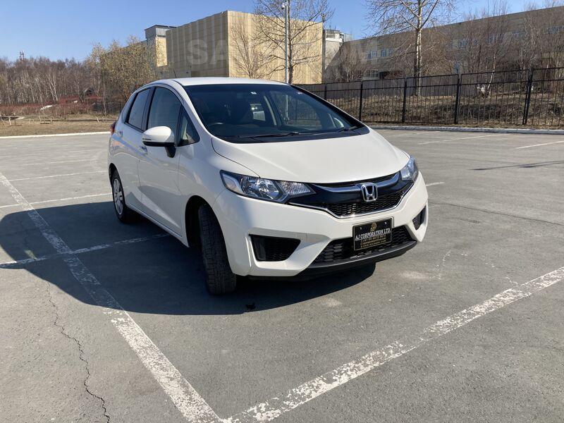 Honda Fit, 2017
