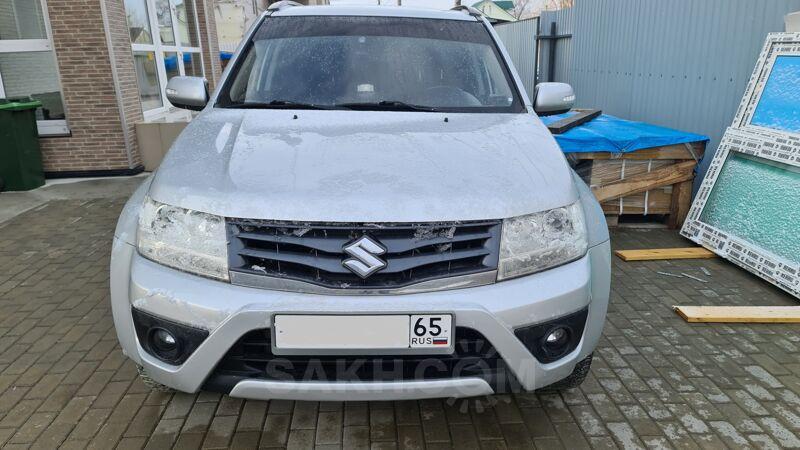 Suzuki Grand Vitara, 2013