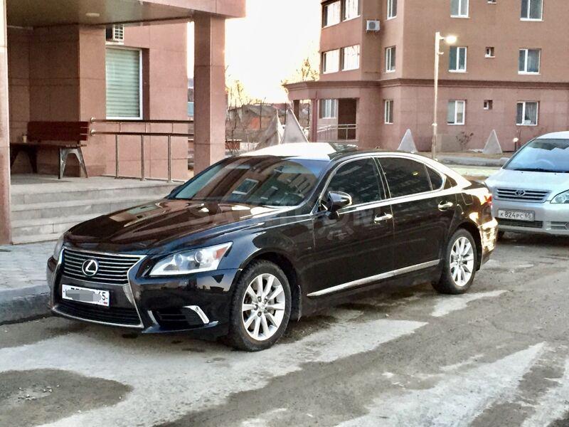 Lexus LS460L, 2013