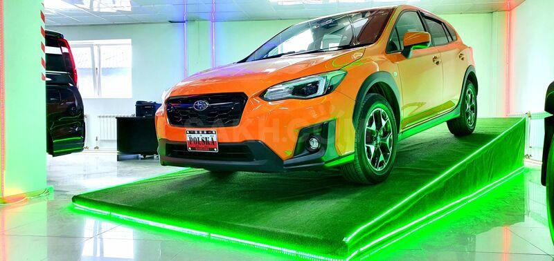 Subaru XV, 2020