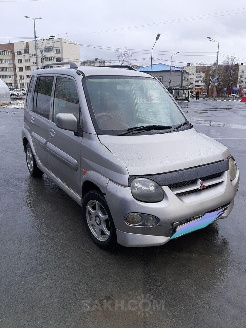 Mitsubishi Toppo BJ Wide, 2000