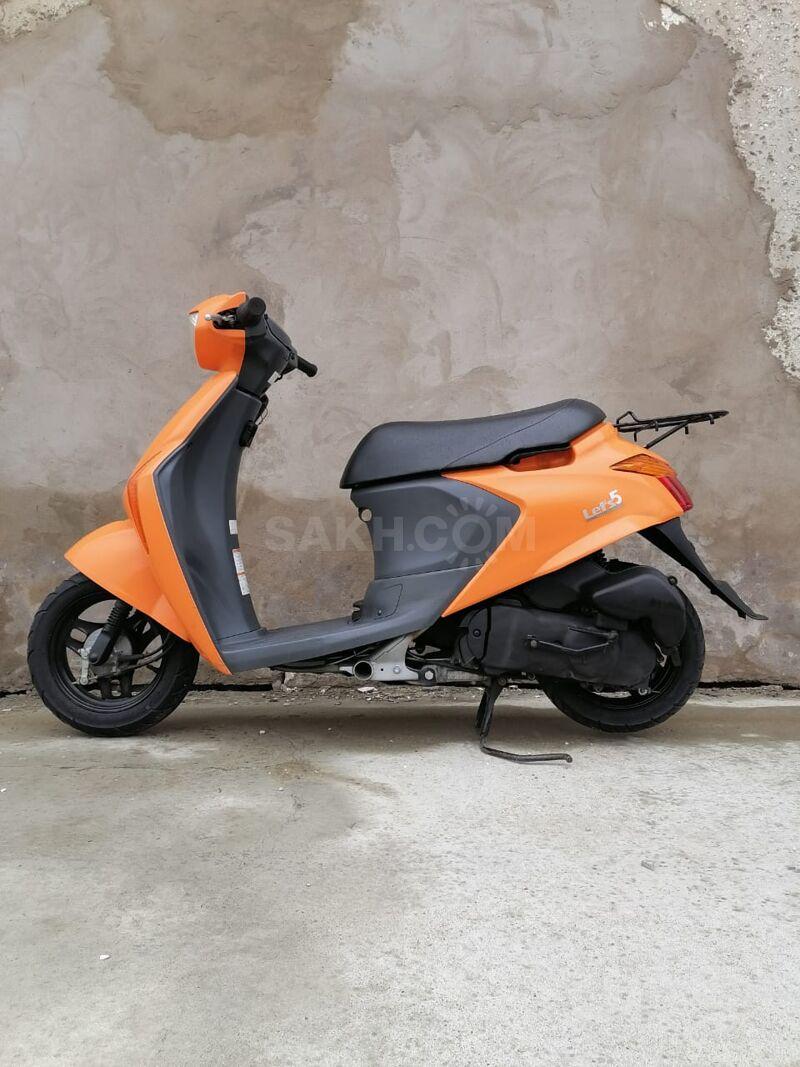Suzuki Lets 5, 2008