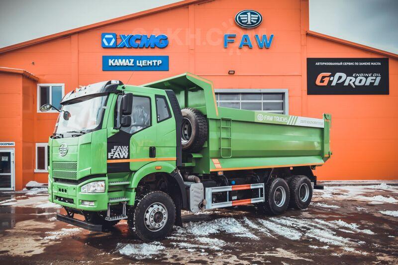 Faw J6 CA 3250, 2021