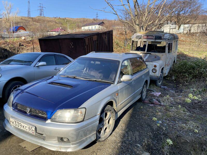 Subaru Legacy, 2001