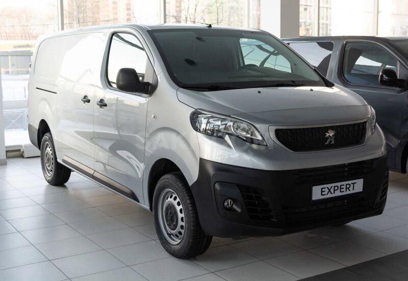 Peugeot Expert, 2021