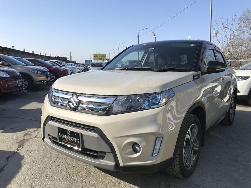 Suzuki Escudo, 2017