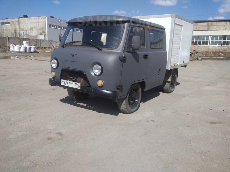 УАЗ 39094 Фермер, 2012