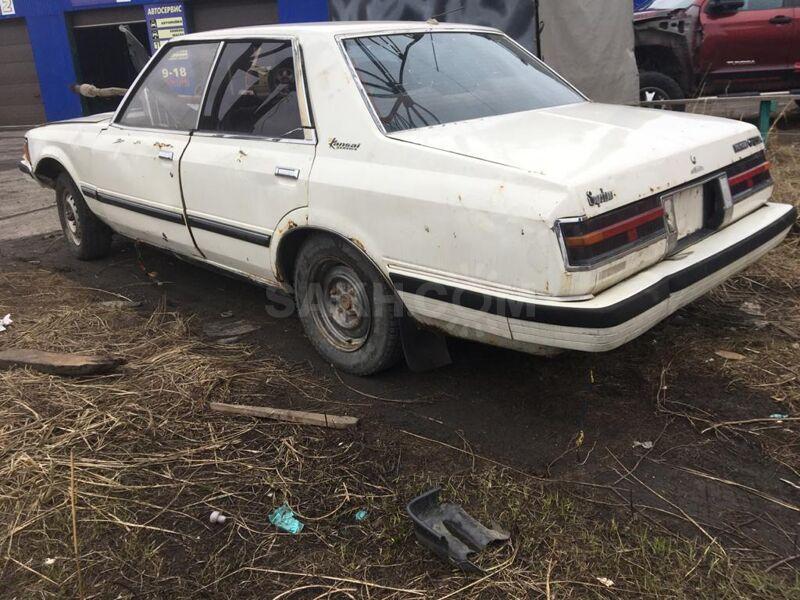 Toyota Cresta, 1984
