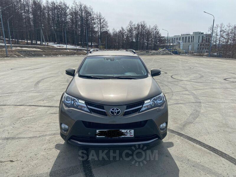 Toyota Rav4, 2014