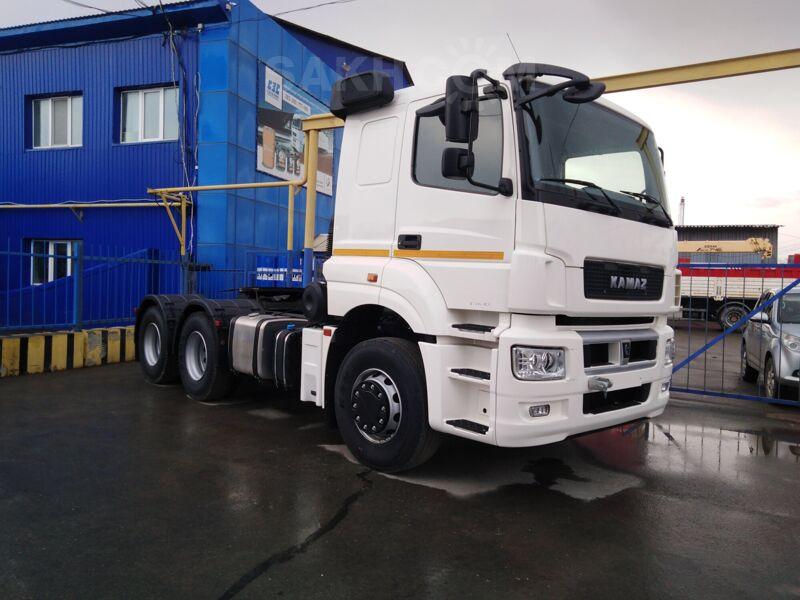 КамАЗ 65206 (6x4), 2021