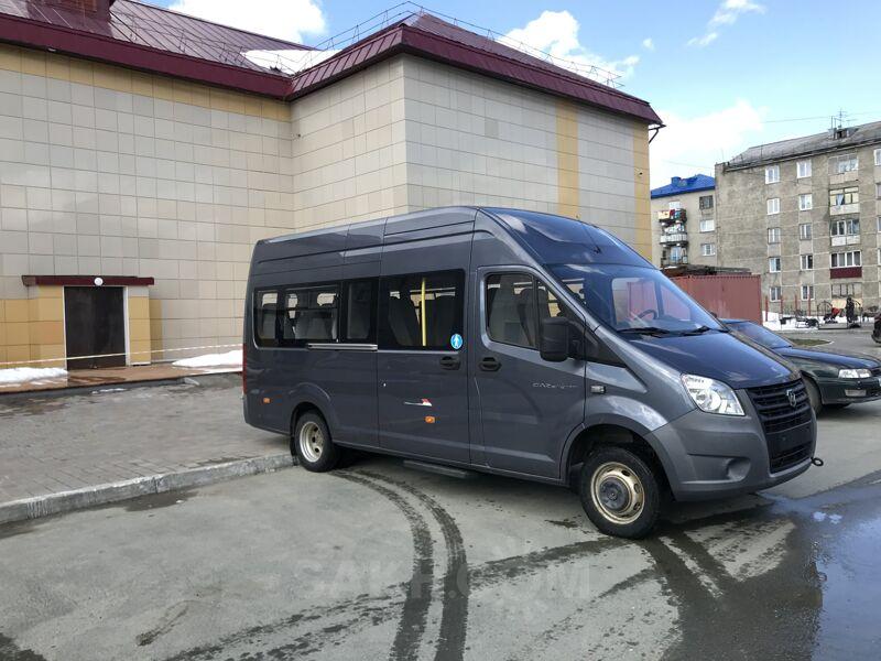ГАЗ A65R52 Next, 2017