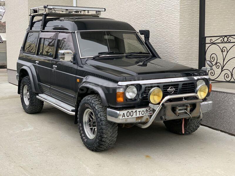 Nissan Safari, 1992