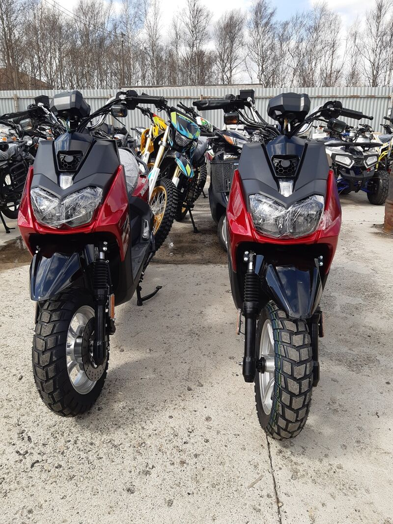 SPR-MOTORS Z00M, 2021