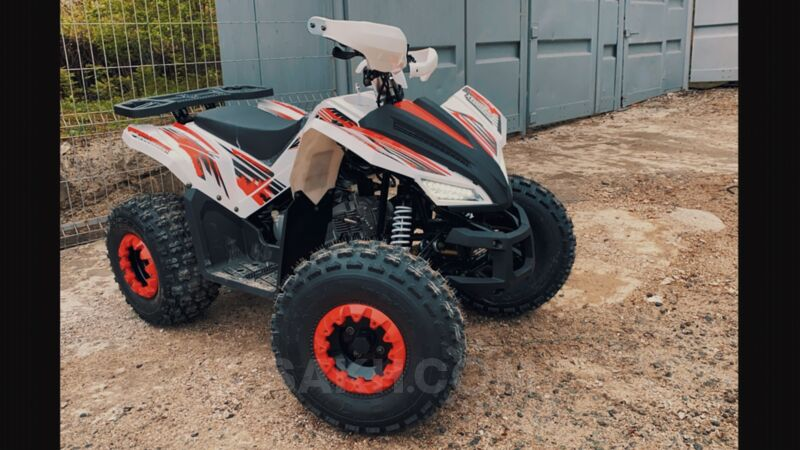 Raptor Max Pro 150, 2021