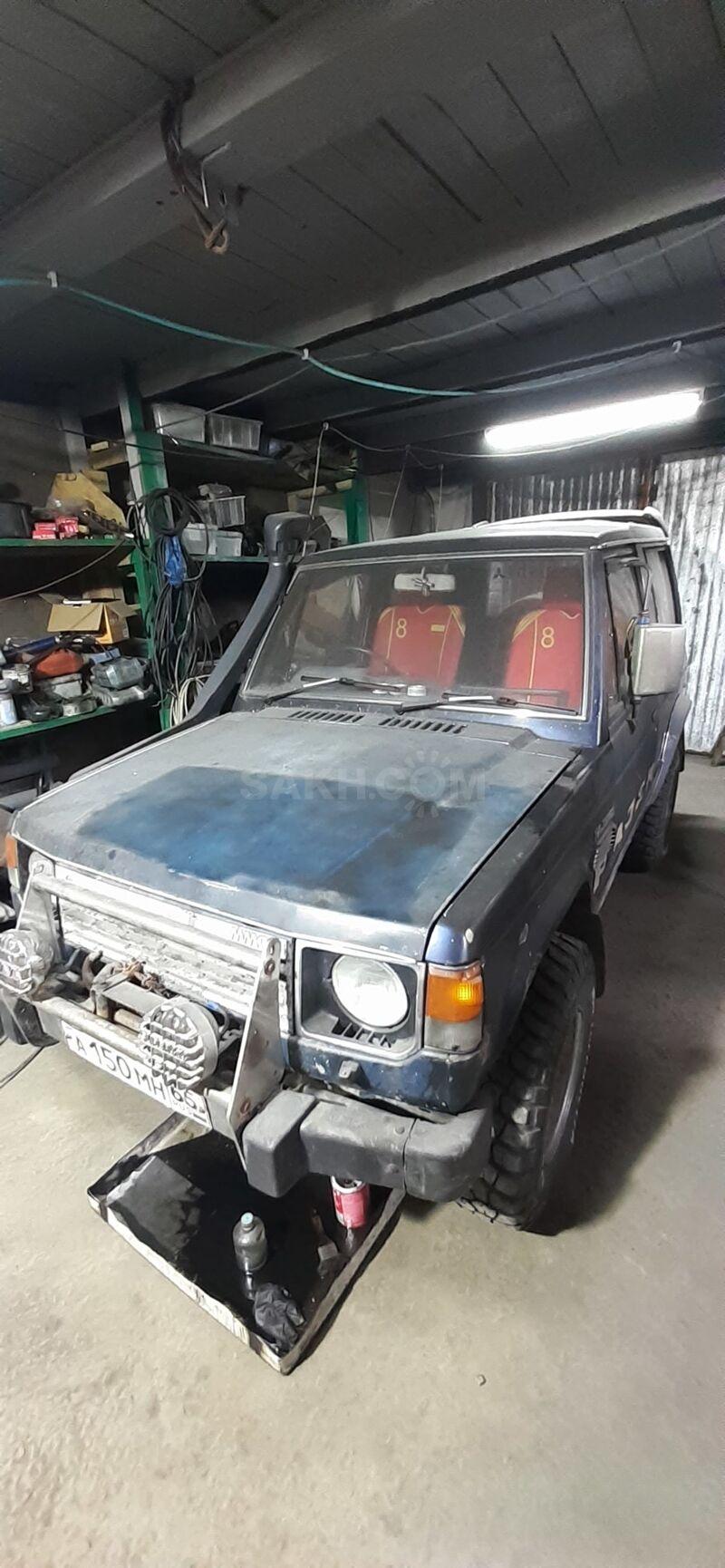 Mitsubishi Pajero, 1985