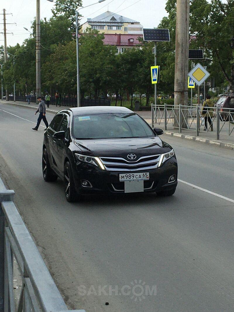 Toyota Venza, 2014