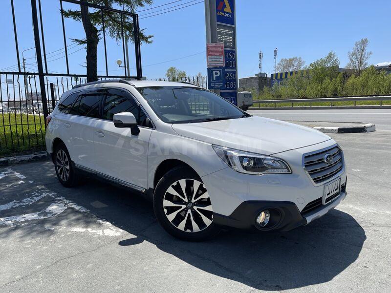 Subaru Outback, 2017