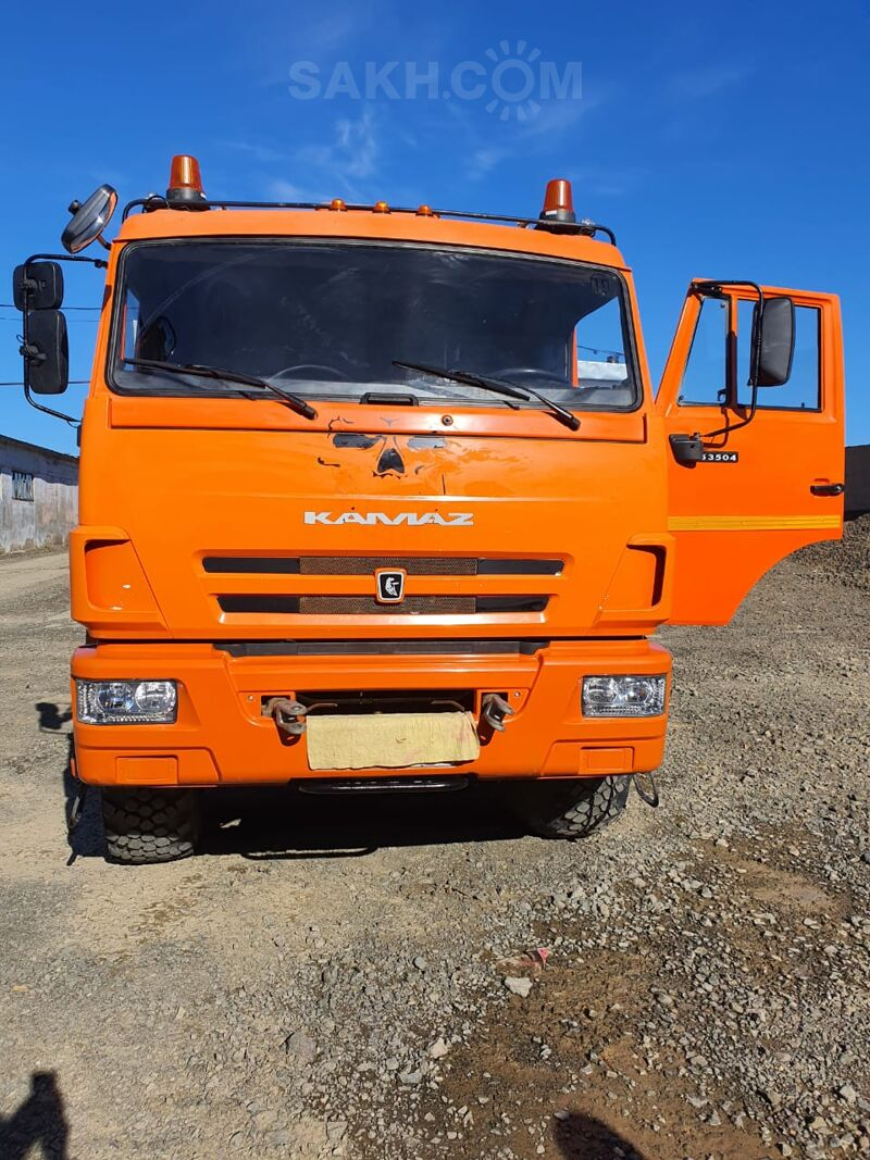 КамАЗ 53504-46, 2014
