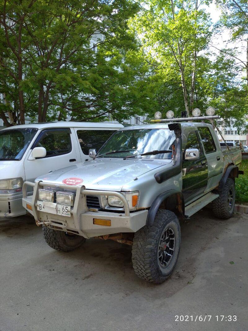 Toyota Hilux Pick Up, 1990