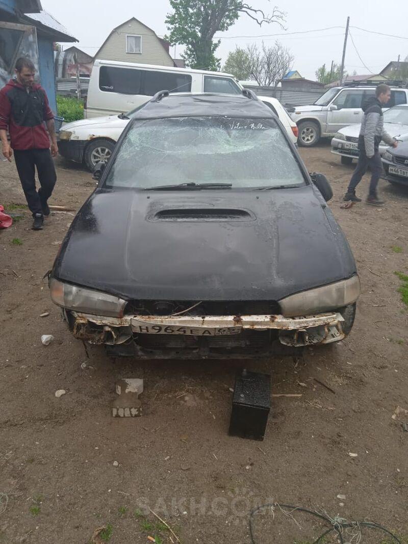 Subaru Legacy, 1990