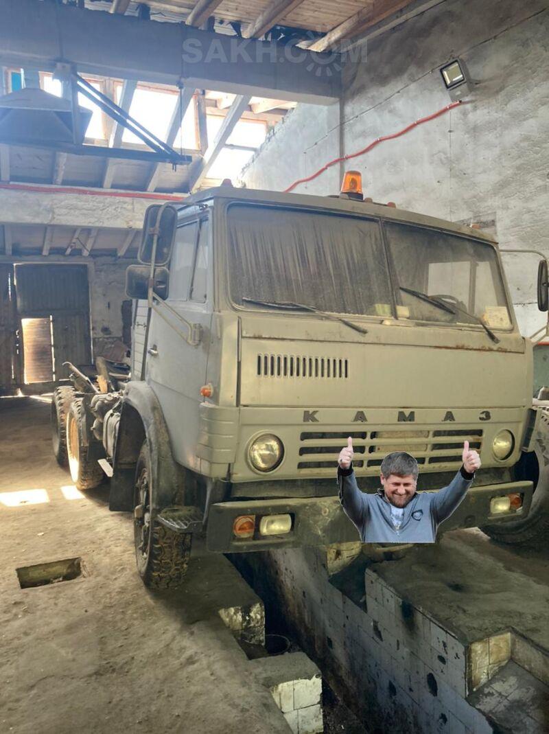 КамАЗ 5410, 2000