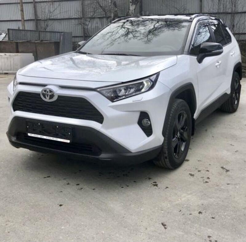 Toyota Rav4, 2021