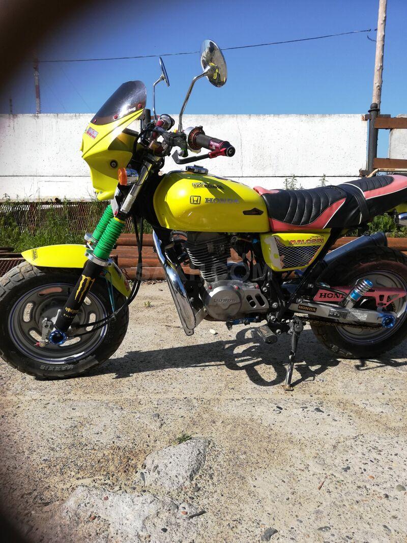 Honda Ape 100, 2006