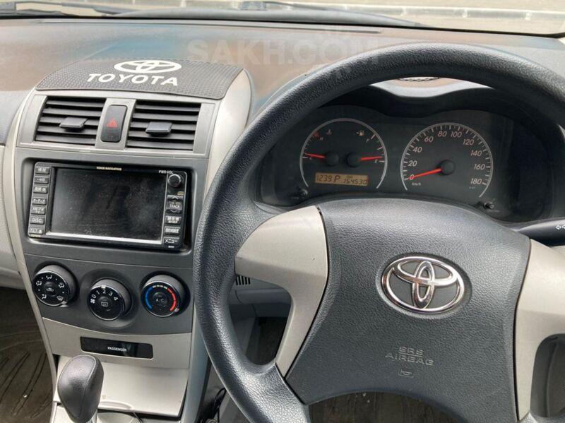 Toyota Corolla Axio, 2008