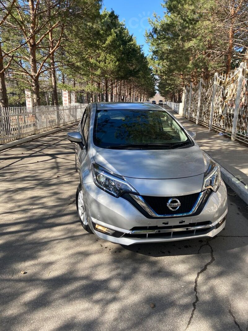 Nissan Note, 2018