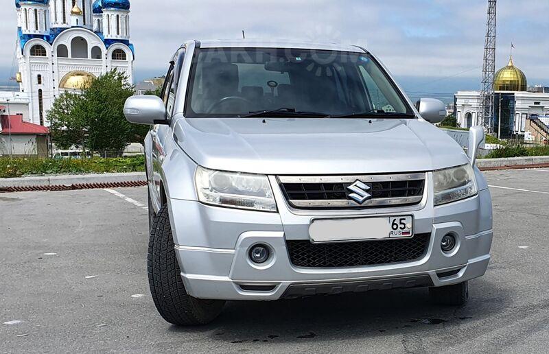Suzuki Escudo, 2007