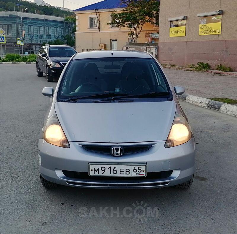 Honda Fit, 2002