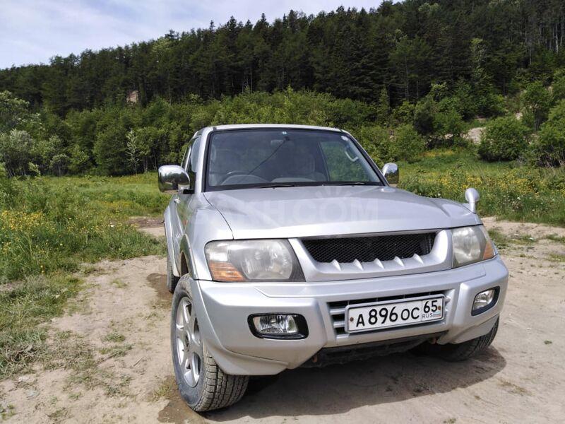 Mitsubishi Pajero, 2000
