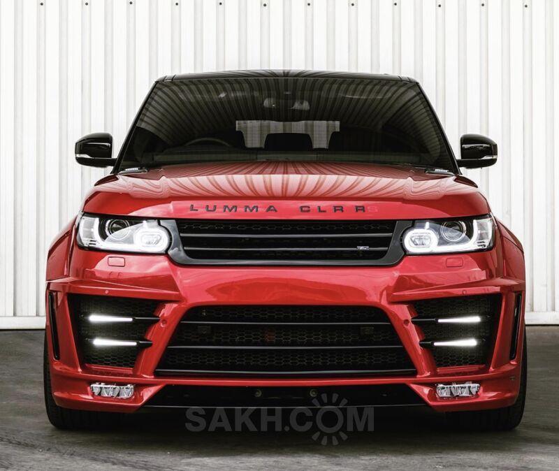 Land Rover Range Rover Sport, 2015